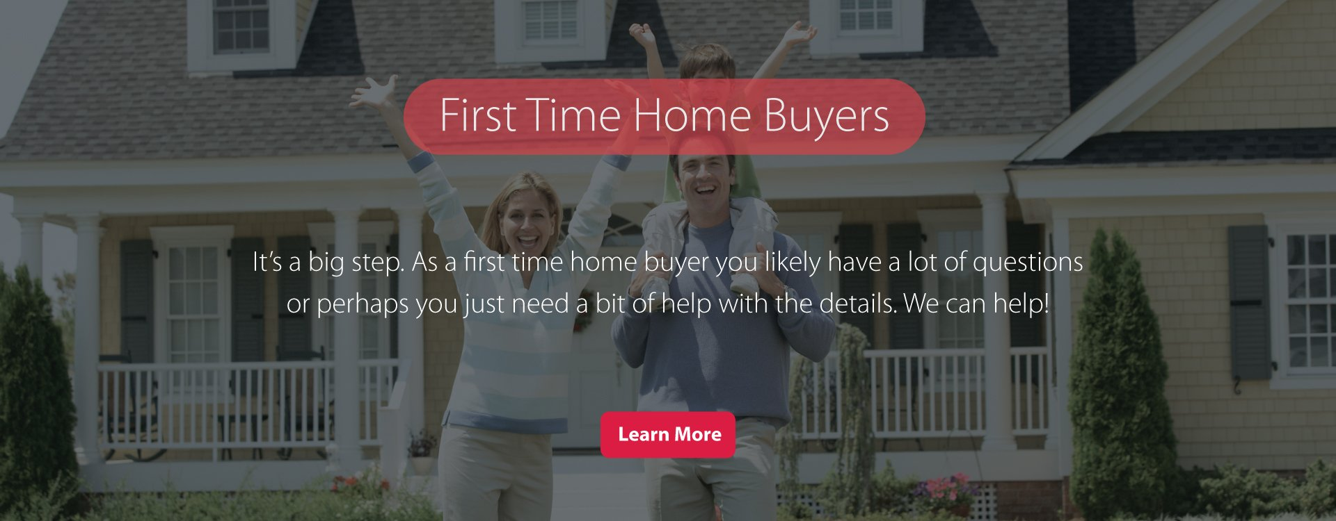 First Time Home Buyers Mortgage - CoCo Mortgage